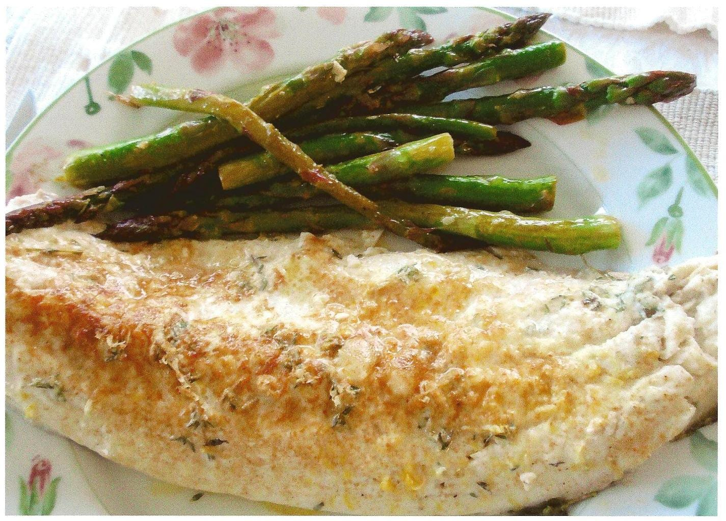 Simply natural gourmet cookbook fabulous fish recipes for Grilled white fish recipes