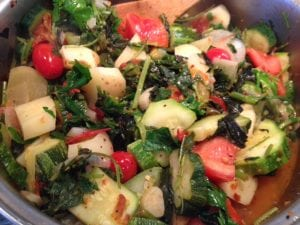 Italian Summer Vegetable Stew1