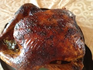 Moroccan Spiced Roasted Turkey