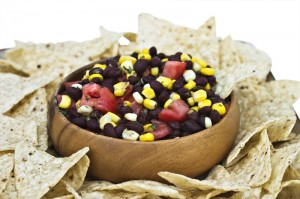 cuban black bean salad  The lighter side of Cinco De Mayo