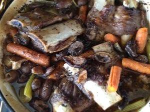 Mediterranean spiced short ribs