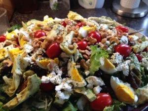 Carole's Salad